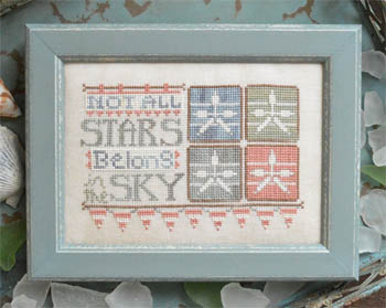 Hands on Designs - To The Beach #6 - Stars in the Sky