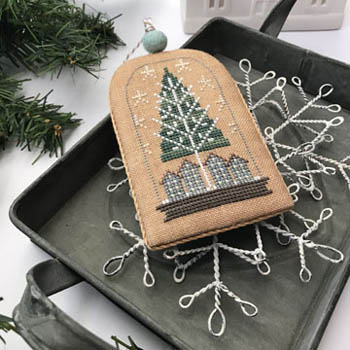 Hands on Designs - White Christmas #3 - Zinc House Row