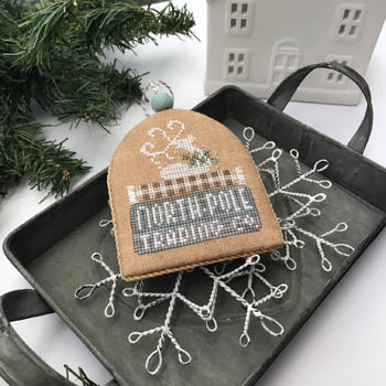 Hands on Designs - White Christmas #8 - North Pole Trading Company