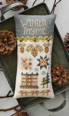 Hands on Designs - Winter Thyme