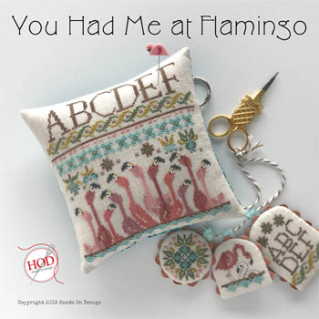Hands on Designs - You Had Me at Flamingo