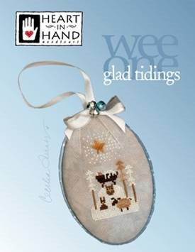 Heart in Hand Needleart - Glad Tidings (Wee One)