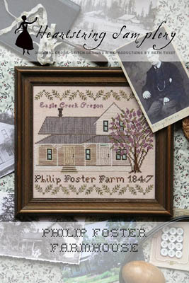 Heartstring Samplery - Philip Foster Farmhouse
