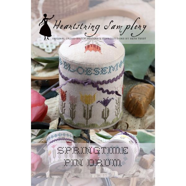 Heartstring Samplery - Springtime Pin Drum