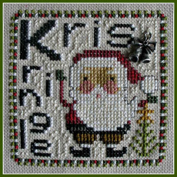 Hinzeit - Kris Kringle (with charms)