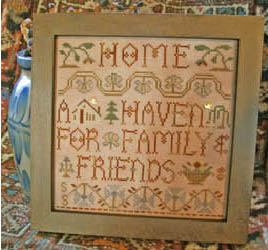 Homespun Elegance - Home A Haven