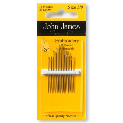 John James Embroidery/Crewel Needles