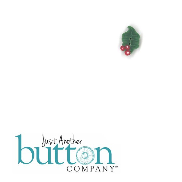 Just Another Button Company - Gingerbread Village #8 - Gingerbread House 5 Button Pack