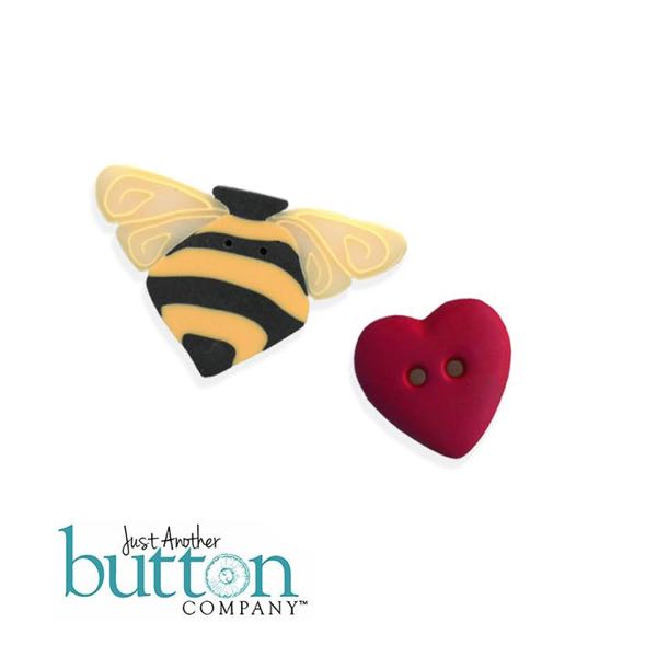 Just Another Button Company - Meant to Bee