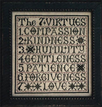 La-D-Da - The Seven Virtues