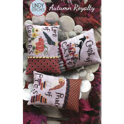 Lindy Stitches - Autumn Royalty