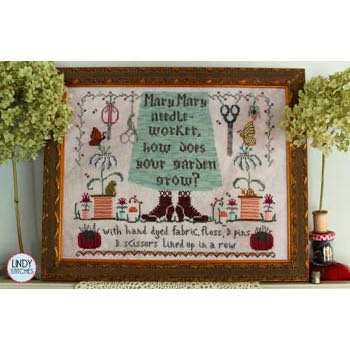 Lindy Stitches - Mary Mary Needleworker