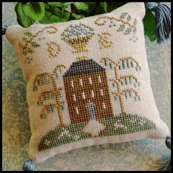 Little House Needleworks - ABC Samplers #2 - DE