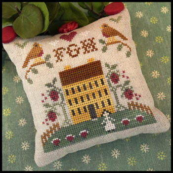 Little House Needleworks - ABC Samplers #3 - FGH