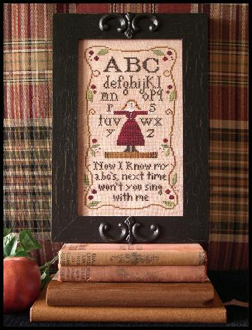 Little House Needleworks - Alphabet Rhyme