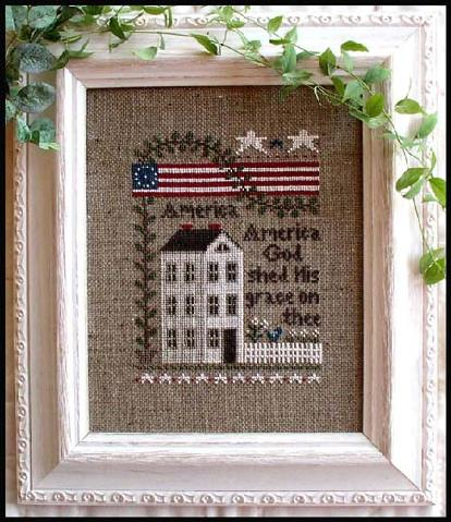Little House Needleworks - America