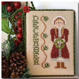 Little House Needleworks - Calendar Girls - December