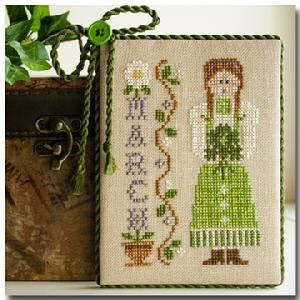 Little House Needleworks - Calendar Girls - March