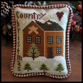 Little House Needleworks - Country Christmas