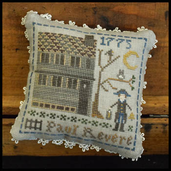 Little House Needleworks - Early Americans - Paul Revere