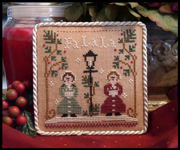 Little House Needleworks - Fa La La