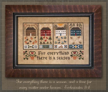 Little House Needleworks - Four Seasons