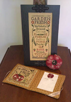 Little House Needleworks - Fresh from the Garden