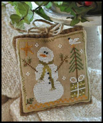 Little House Needleworks - Frosty Flakes