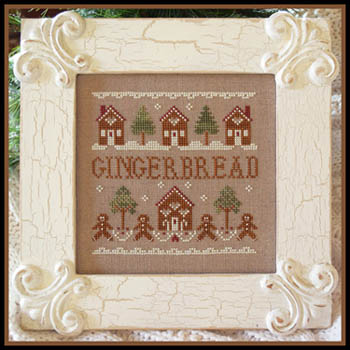 Little House Needleworks - Gingerbread Street