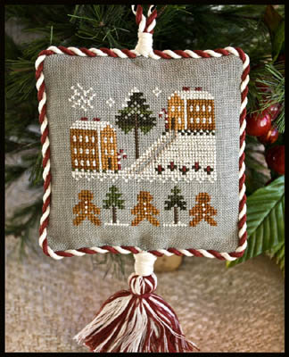 Little House Needleworks - Gingerbread Village