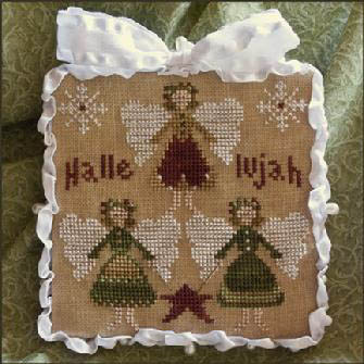 Little House Needleworks - Hallelujah