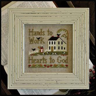 Little House Needleworks - Hands to Work