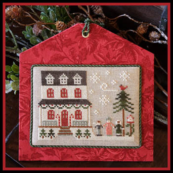 Little House Needleworks - Hometown Holiday - Grandma's House