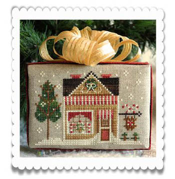 Little House Needleworks - Hometown Holiday - Sweet Shop