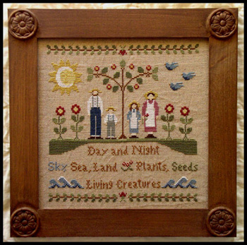 Little House Needleworks - In the Beginning