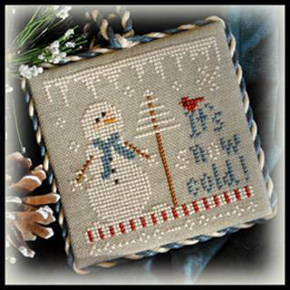 Little House Needleworks - It's Snow Cold
