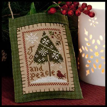 Little House Needleworks - Joy and Peace