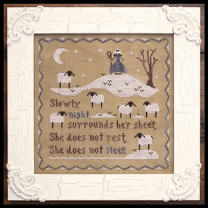 Little House Needleworks - Jubilee's Sheep