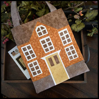Little House Needleworks - Little House Tote Bag
