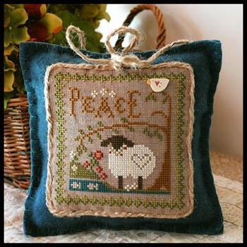 LHN/CCN Little Sheep Virtues In the Meadow Project of the Month club