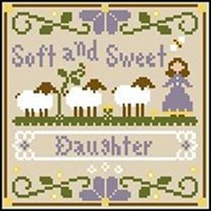 Little House Needleworks - Little Women Virtues - Soft & Sweet