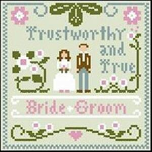 Little House Needleworks - Little Women Virtues - Trustworthy & True