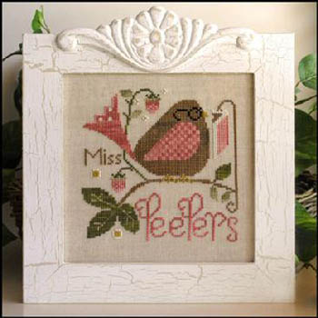 Little House Needleworks - Miss Peepers