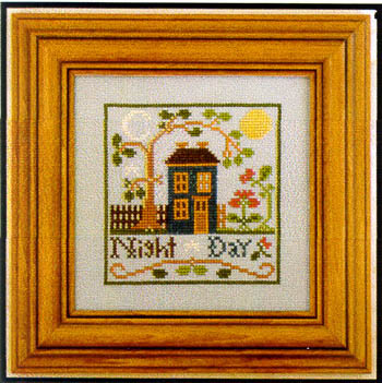 Little House Needleworks - Night & Day
