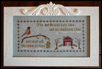 Little House Needleworks - North Wind