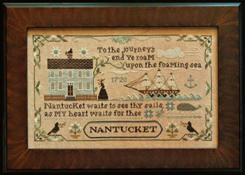 Little House Needleworks - Old Nantucket