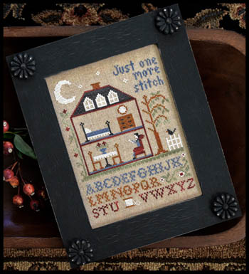 Little House Needleworks - One More Stitch
