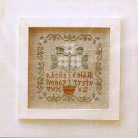 Little House Needleworks - Paper Whites