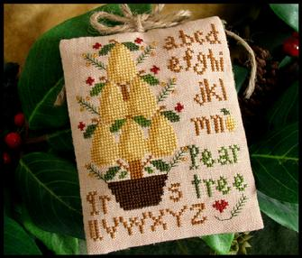 Little House Needleworks - Pear Tree