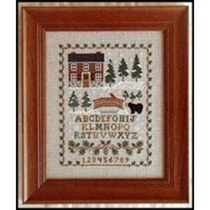 Little House Needleworks - Pinetop Lodge